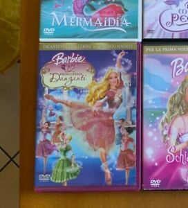 BARBIE IN LE 12 PRINCIPESSE DANZANTI 2006 dvd video MATTEL