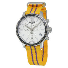 Tissot Quickster Lakers NBA Special Edition Mens Watch T0954171703705
