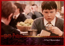 HARRY POTTER - SORCERER'S STONE - Card #045 - I CAN'T REMEMBER - Artbox 2005