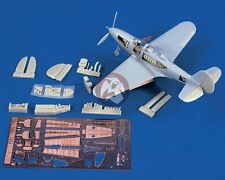 Verlinden 1/72 Bell P-39N/Q Airacobra Detail Set (for Academy / Minicraft) 1454