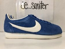 2cdfb1cf773c Nike Classic Cortez Km QS Kenny Moore Varsity Royal 943088-400 Men s Size 7