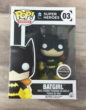 FUNKO POP! BATGIRL #03 DC Comics Super Heroes Vinyl Figure GameStop Exclusive