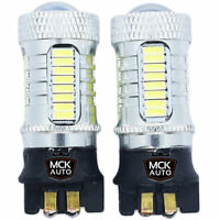 CREE CANBUS White Daytime Running Lights LED Bulbs DRL PW24W Xenon F30 F31 CC
