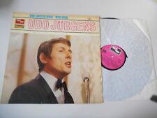 LP Pop Udo Jürgens - Seine grösstn Erfolge Merci Cherie (14 Song) VOGUE MODE WoL