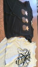 Size 10 girls T-shirts' Decuba and country road brand quick sale needed