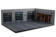 Diorama Garage Volkswagen Chauvigny Automobiles - 1/43ème - #43-3-D-H-R-009