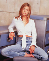 JENNIFER ANISTON 8X10 PHOTO PICTURE PIC HOT SEXY TIGHT JEANS LITTLE TOP 138