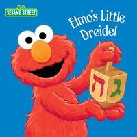 Elmos Little Dreidel (Sesame Street) by Naomi Kleinberg