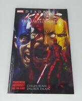 Deadpool Kills The Marvel Universe Cullen Bunn Dalibor Talajic 2013