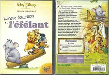 DVD - WALT DISNEY : WINNIE L' OURSON ET L' ELEPHANT