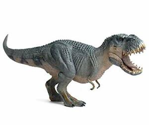 15 inches Brown Stand Up Tarbosaurus Vastatosaurus Rex with Movable Jaw V-rex