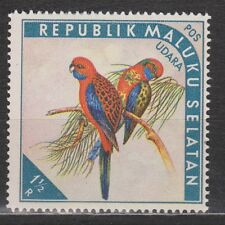 Indonesia Republik Maluku Selatan 03 MNH paradise bird paradijsvogel 1952 RMS