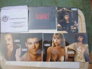 CD AL PACINO SCARFACE BANDE ORIGINALE DU FILM EDITION LIMITEE 10 TITRES 2011