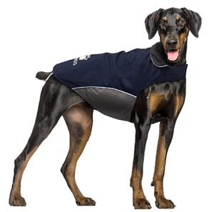 NEW IREENUO Dog Raincoat, 100% Waterproof Dog Warm Jacket 2XL
