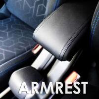 Car Storage Box Armrest Leather For Peugeot 2008  Arm Rest Modification