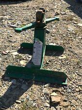 Greenlee 687 Screw-Type Reel Stand 2500 lb Capacity