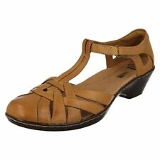 Strappy, Ankle Straps Cuban 100% Leather Heels for Women