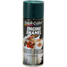 Duplicolor DE1644 Engine Enamel Paint, Racing Green (Hunter), 12 Oz Can