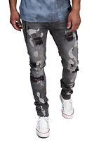 Herren Jeans Hose Regular Skinny Fit Jeanshose Basic Stretch 3043 John Kayna