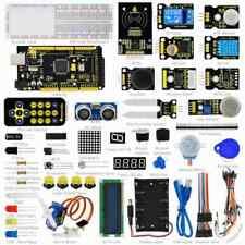 Mega 2560 R3 Kit de motor arranque super aprendizaje Rfid para Arduino I8F9