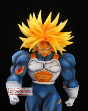 "DragonBall KAI 12"" BATTLE WOUNDED TRUNKS RESIN Statue"