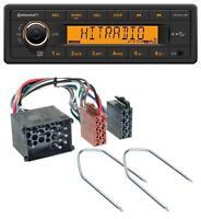 Continental 1DIN USB AUX MP3 Autoradio für BMW (E36, 1990-2000)