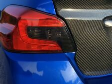 Tail Light Overlays 20% Tint Fits Subaru WRX STi 2015 - 2020 Air Release