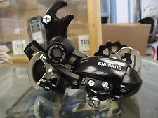 SHIMANO RD-TX35 6/7 SPEED CLAW HANGER MOUNT BICYCLE BLACK REAR DERAILLUER