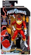 Power Rangers Zeo Legacy Build A Megazord Red Ranger Action Figure [Zeo]
