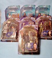 STARGATE SG-1  & ATLANTIS UNIVERSE & 2pck  Diamond Select  Mix Lot