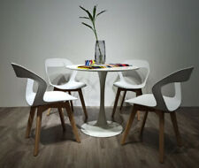 4 × Designer scandinavian chair Eiffel Eames Chair Set of modern chairs