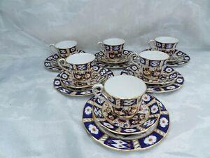Antique Imari, Tea Set,18Pc, Made In England.