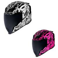 Icon Airflite Pleasuredome Redux Street Motorcycle Helmet - Pick Size & Color