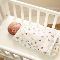 Gro Grobag Hip Healthy Swaddle Newborn Swaddling Wrap 0 - 3 months 100% Cotton
