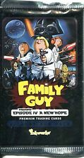Family Guy Star Wars A New Hope Factory Sealed Hobby Packet / Pack