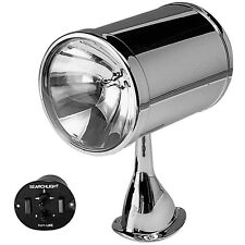 "Jabsco 7"""" Chrome Plated Spot Light - 12v model 62040-4002"