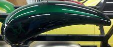 Viper Motorcycle Company Fuel Tank 4799999 Steel Gas Tank Green Black