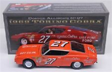 DONNIE ALLISON 1969 EAST POINT FORD 1/24 UNIV OF RACING TORINO COBRA SIGNED