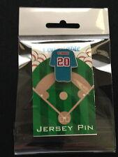 Philadelphia Phillies Mike Schmidt jersey lapel pin-Collectible-aka..SCHMITTY