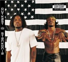Stankonia - Outkast  Explicit Version (Vinyl Used Very Good) Explicit Version