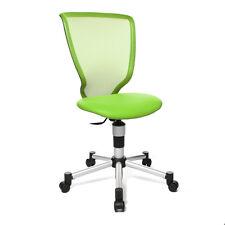 Kinder Stuhl Bürostuhl Schreibtisch Drehstuhl Topstar Titan Junior grün B-Ware