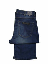 Jeans da donna bootcut alta in denim