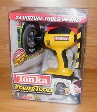 Tonka Power Tools CD-ROM Playset (Windows 95/98) 24 Virtual Tools in One! For 5+