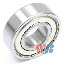 Radial Ball Bearing 6202-ZZC3 With 2 Metal Shields & C3 Fitting 15x35x11mm