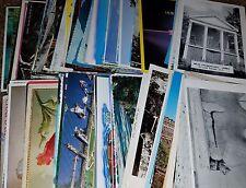 Lot Of 200 Vintage Collectors Postcard Dealer Lot Large 4x6 Post Cards Mix Lot