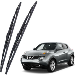 New Set OEM Front Windshield Wiper Blades For 2011-2017 Nissan Juke Full Series
