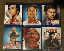 Dexter Complete Series 1-6 Blue Ray