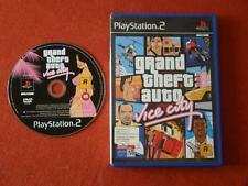 GRAND THEFT AUTO VICE CITY / PAL - SPAIN / BOXED / PS2  ** POWERSELLER **  316