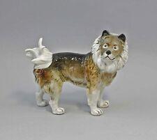 Figura De Porcelana Perro Keeshond Ens 14,5x16cm 9941350