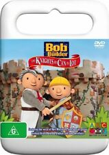 Bob The Builder - Knights Of Can-a-Lot (DVD, 2005) Region 4 ABC DVD Used in VGC*